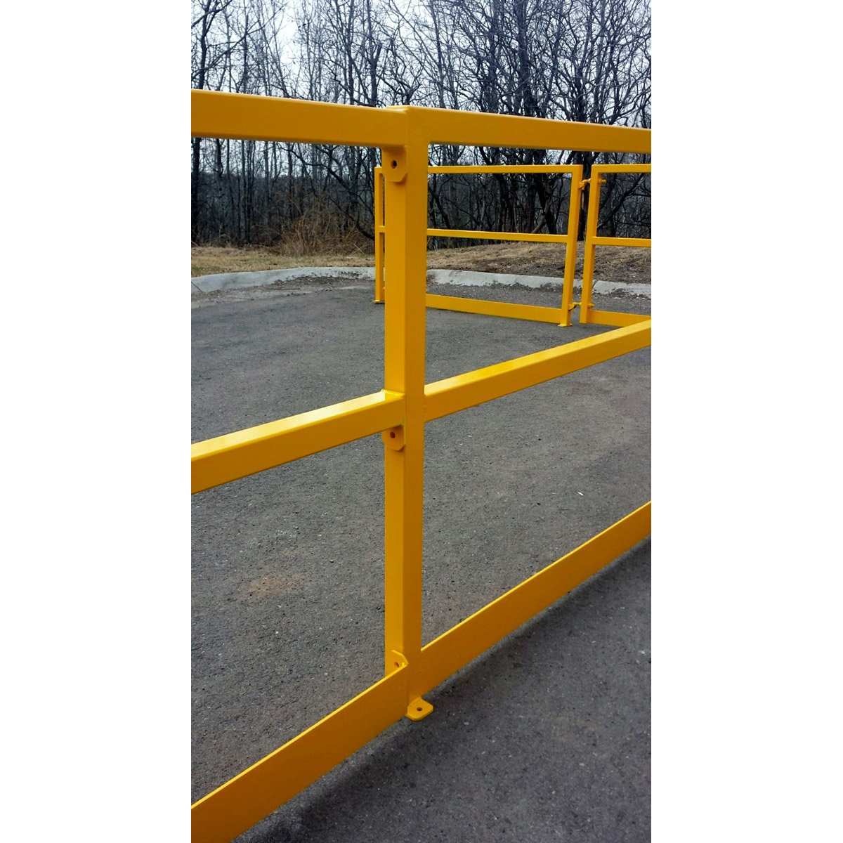 Commercial Railing (Square)