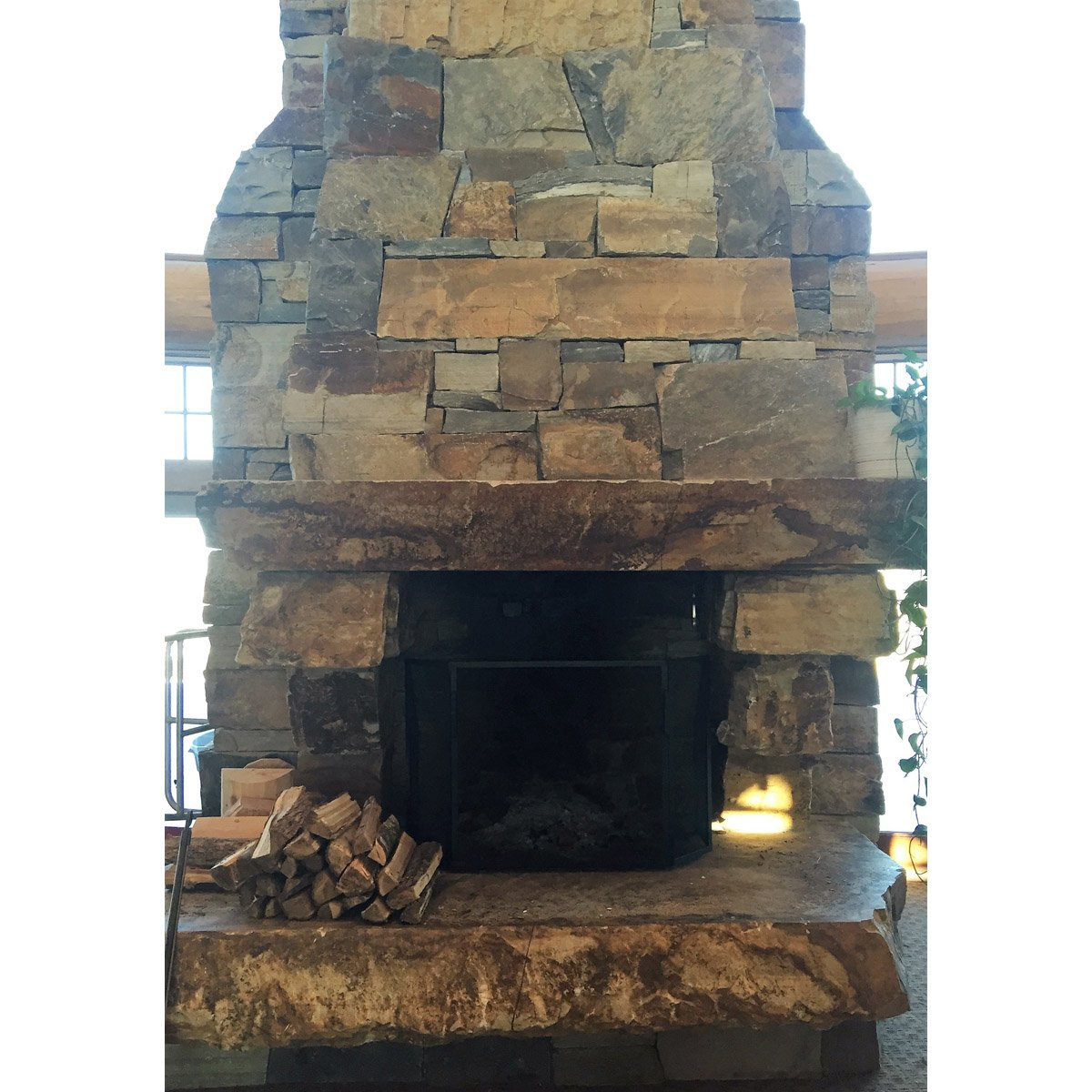 Custom Fireplace Screens