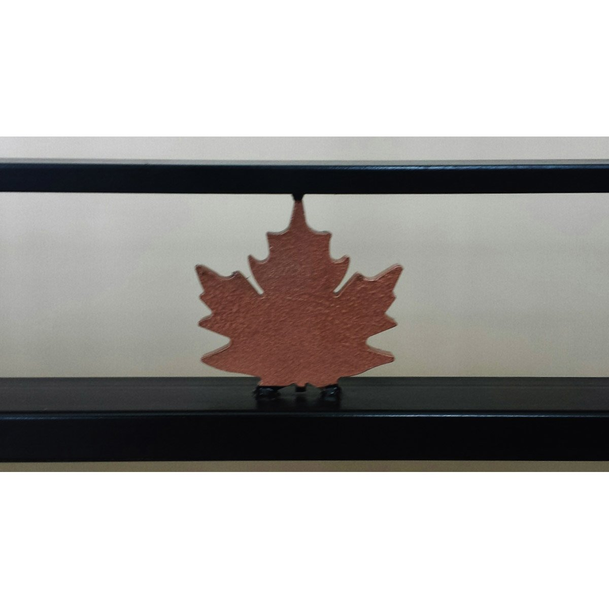"The ""Maple Leaf"" Railing"