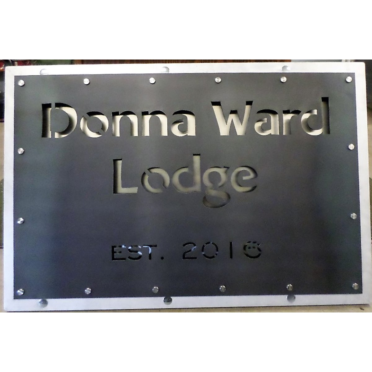Custom Signs and Cut Outs | Cutting Edge Metals Inc