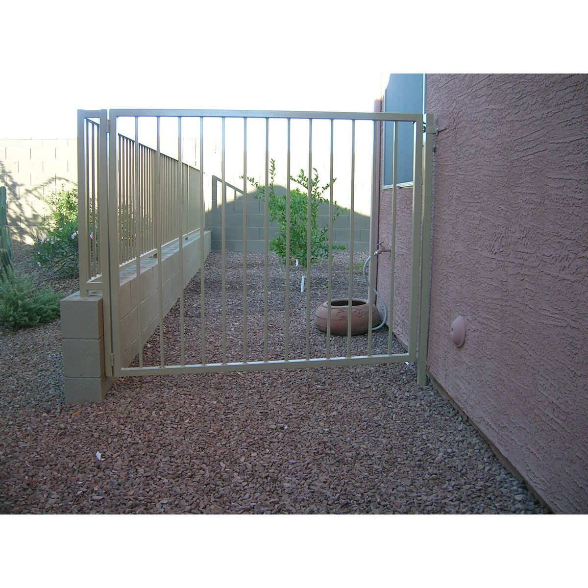 Basic Metal Fence Panels