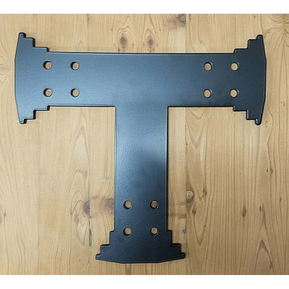 "Decorative ""Mallet"" T-Bracket"