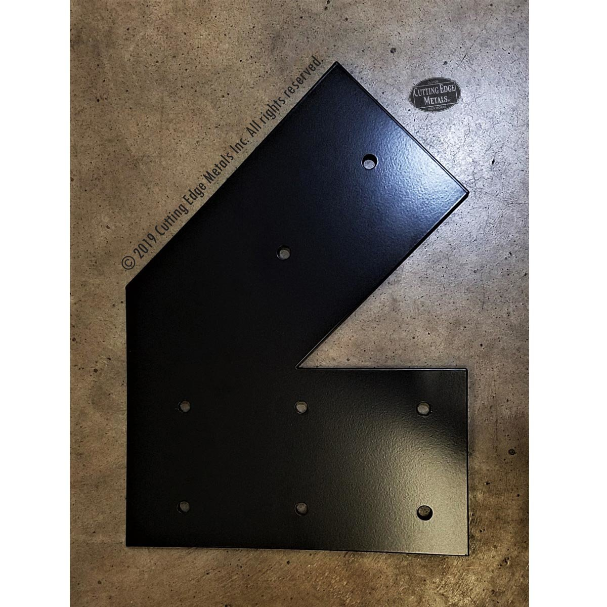 Beam Connecting Truss Plates